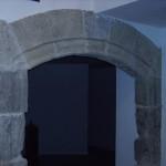 Arco de acceso a la sala EL OBSERVATORIO