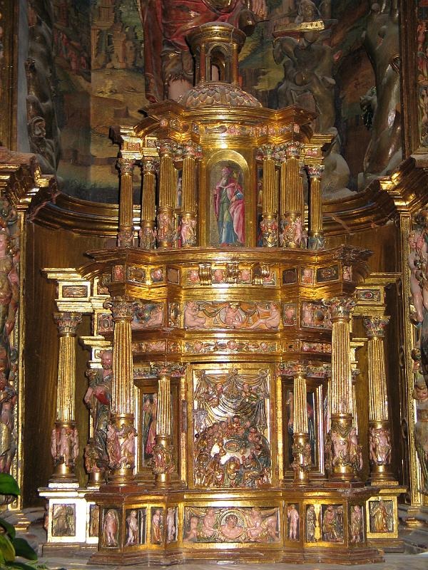Santoyo - Iglesia de San Juan Bautista 5
