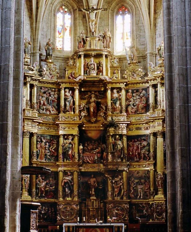 Santoyo - Iglesia de San Juan Bautista 18