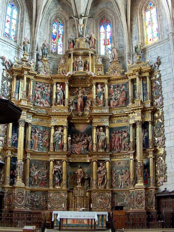 Santoyo - Iglesia de San Juan Bautista 7
